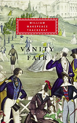 9780679405665: Vanity Fair (Everyman's Library Classics & Contemporary Classics)
