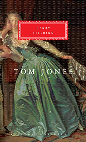 Tom Jones (Everyman's Library (Cloth)): Henry Fielding