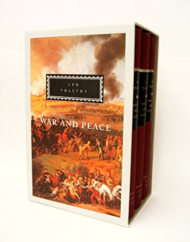 9780679405733: War and Peace (3 Volume Set)