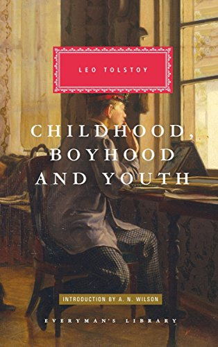 9780679405788: Childhood, Boyhood, and Youth (Everyman's Library Classics & Contemporary Classics)