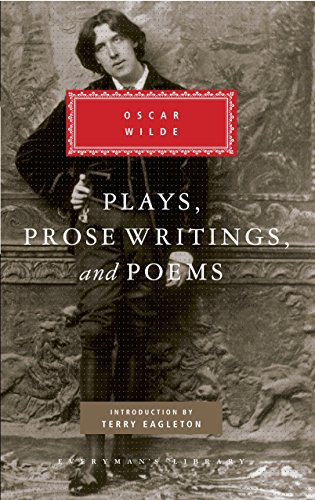 9780679405832: Plays, Prose Writings and Poems (Everyman's Library)