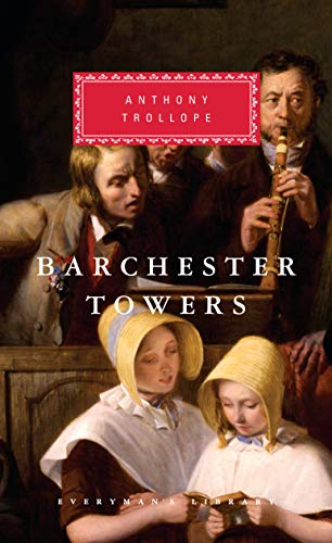 9780679405870: Barchester Towers (Everyman's Library)