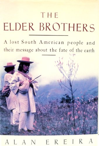 The Elder Brothers 9780679406181 The Kogi, members of an isolated tribe in the mountains of Colombia, speak out about the consequences of modern living in a keen portrait of a culture that has survived unchanged for more than a thousand years. 10,000 first printing.