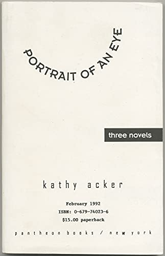 9780679406198: Portrait of an eye: Three novels