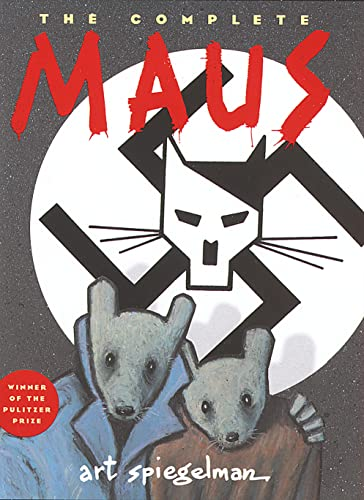 The Complete Maus A Survivor's Tale (Part 1 and Part 2)