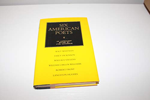 9780679406891: Six American Poets: An Anthology