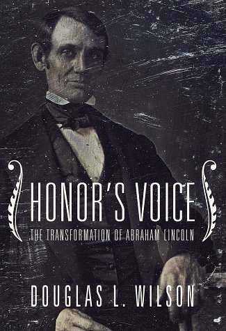 9780679407881: Honor's Voice: The Transformation of Abraham Lincoln
