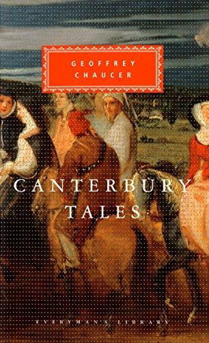 9780679409892: Canterbury Tales (Everyman's Library)