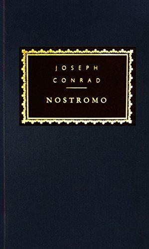 9780679409908: Nostromo (Everyman's Library Classics & Contemporary Classics)