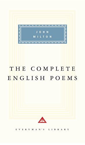 9780679409977: The Complete English Poems (Everyman's Library Classics & Contemporary Classics)
