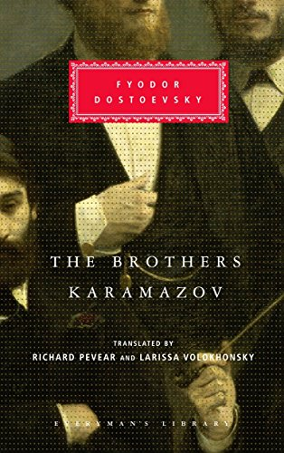 9780679410034: The Brothers Karamazov (Everyman's Library)