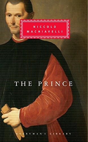 9780679410447: The Prince (Everyman's Library)