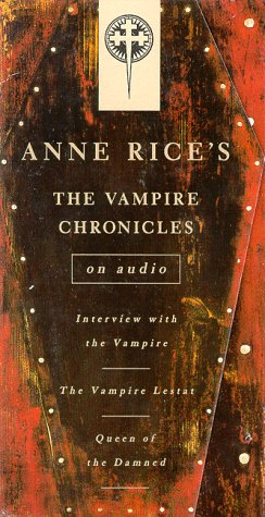 9780679410508: The Vampire Chronicles Collection: Interview With the Vampire/the Vampire Lestat/Queen of the Damned