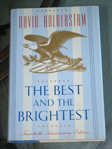 9780679410621: The Best and the Brightest