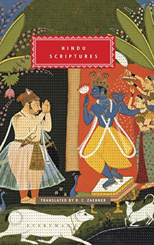 9780679410782: Hindu Scriptures (Everyman's Library)