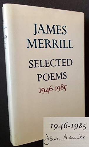 SELECTED POEMS 1946 - 1985