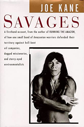Savages: Kane, Joe