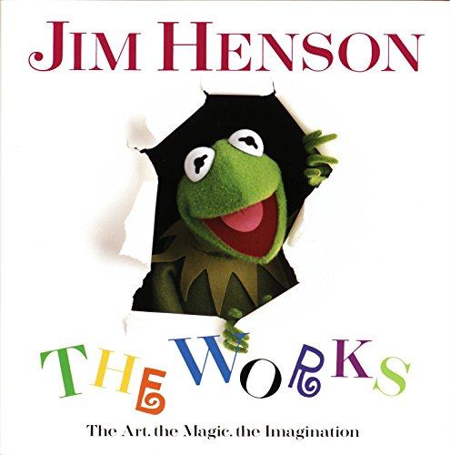 9780679412038: Jim Henson: The Works - The Art, the Magic, the Imagination