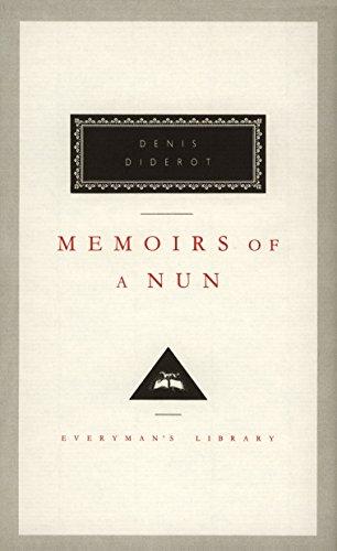9780679413240: Memoirs of a Nun (Everyman's Library Classics)