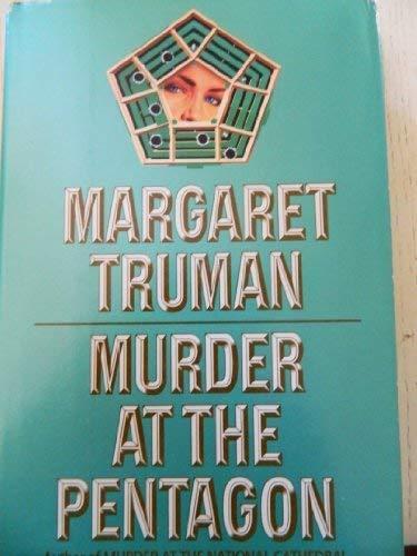 9780679413578: Murder at the Pentagon (Random House Large Print)