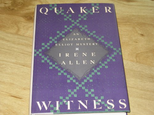 9780679414155: Quaker Witness