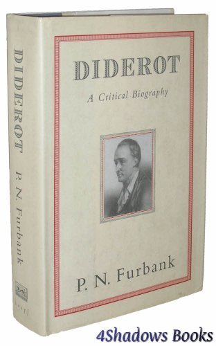 9780679414216: Diderot: A Critical Biography