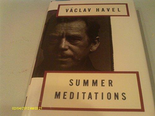 9780679414629: Summer Meditations
