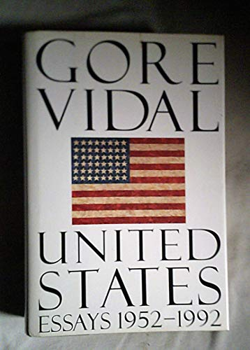 9780679414896: United States: Essays, 1952-1992