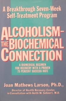 9780679414933: Alcoholism the Biochemical Connection: A Breakthrough Seven-Week Self-Treatment Program