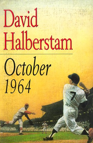 October 1964: Halberstam, David