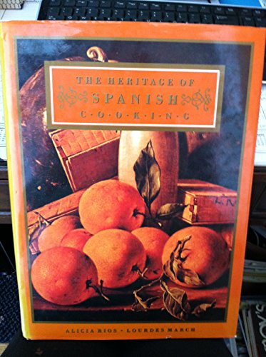 9780679416289: The Heritage of Spanish Cooking