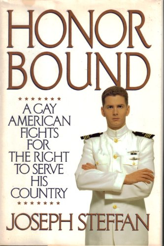9780679416609: Honor Bound: A Gay American Fights for the Right to Serve His Country
