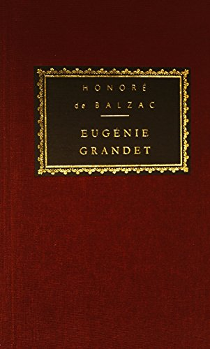 9780679417163: Eugenie Grandet (Everyman's Library)