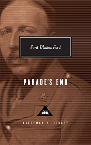 9780679417286: Parade's End (Everyman's Library Classics & Contemporary Classics)
