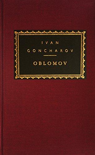 9780679417293: Oblomov (Everyman's Library)