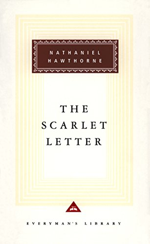 9780679417316: The Scarlet Letter (Everyman's Library)