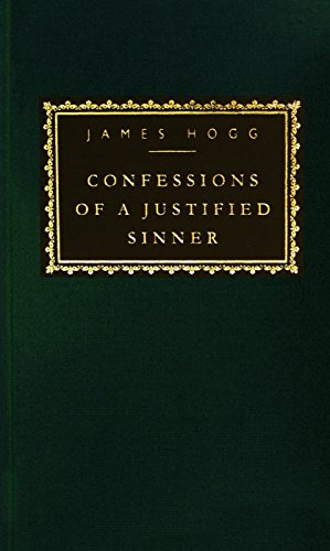 9780679417323: Confessions of a Justified Sinner (Everyman's Library Classics & Contemporary Classics)