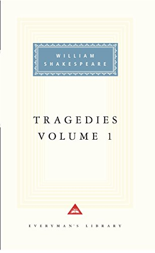 9780679417422: Tragedies: Volume 1 (Everyman's Library)