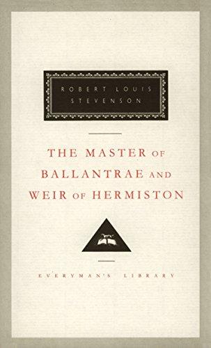 9780679417446: The Master of Ballantrae and Weir of Hermiston (Everyman's Library Classics & Contemporary Classics)