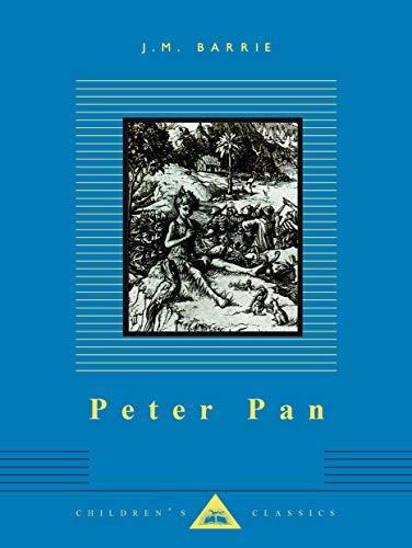 9780679417927: Peter Pan (Everyman's Library Children's Classics Series)