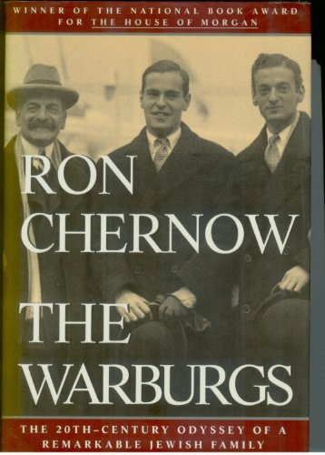 9780679418238: The Warburgs: The Twentieth-Century Odyssey of a Remarkable Jewish Family