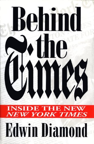 9780679418771: Behind the Times:: Inside the New New York Times