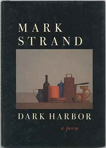 DARK HARBOR: Strand, Mark