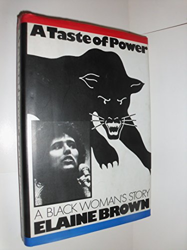9780679419440: A Taste of Power - A Black Woman's Story (Black Panthers)