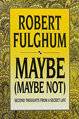 a few observation from the both sides of the refrigerator door book by robert fulghum Uh-oh some observations from both sides of the refrigerator door robert fulghum villard 244 pages $19 while reading uh-oh, one may be tempted to mutter oh dear, and wish for an editor.