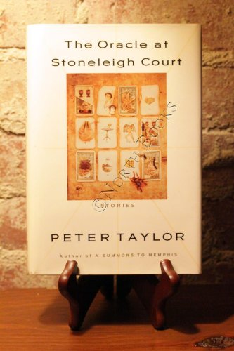 THE ORACLE AT STONELEIGH COURT: Taylor, Peter
