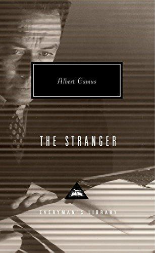 The Stranger: Albert Camus; Matthew