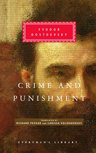 9780679420293: Crime and Punishment: Pevear & Volokhonsky Translation (Everyman's Library)