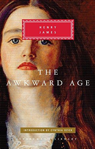 9780679420378: The Awkward Age (Everyman's Library (Cloth))