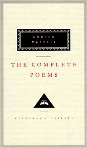 THE COMPLETE POEMS: Marvell, Andrew